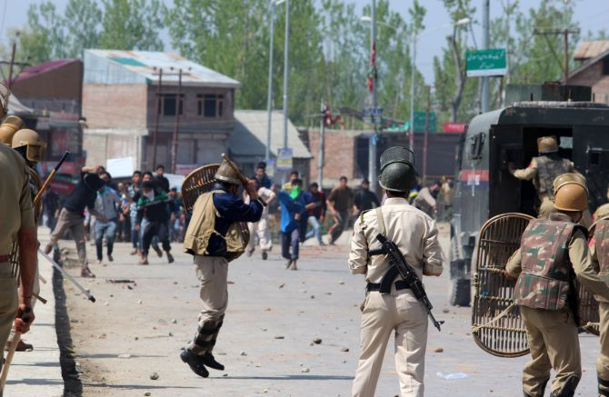 After twenty five years the dark shadow still continues (AFSPA)