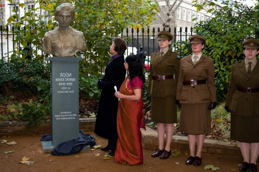 THE PRINCESS SPY MARTYR AND HEROINE NOOR INAYAT KHAN