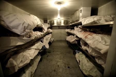 """A Silent Voice of the """"Morgue"""" Workers"""