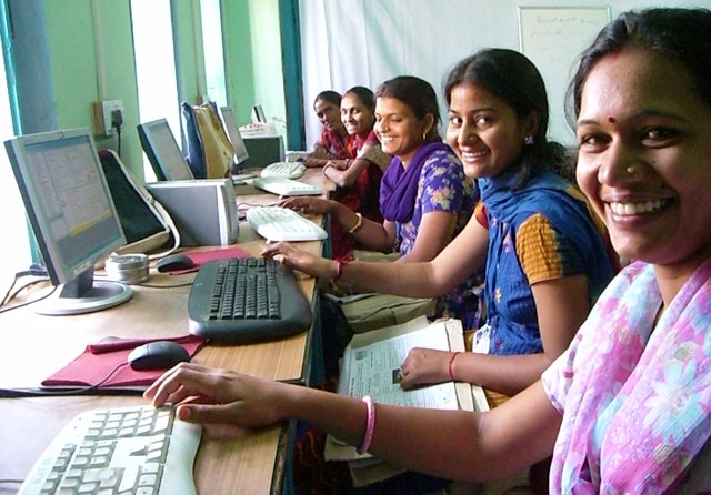 Women Employment   In India  A Priority For   Government
