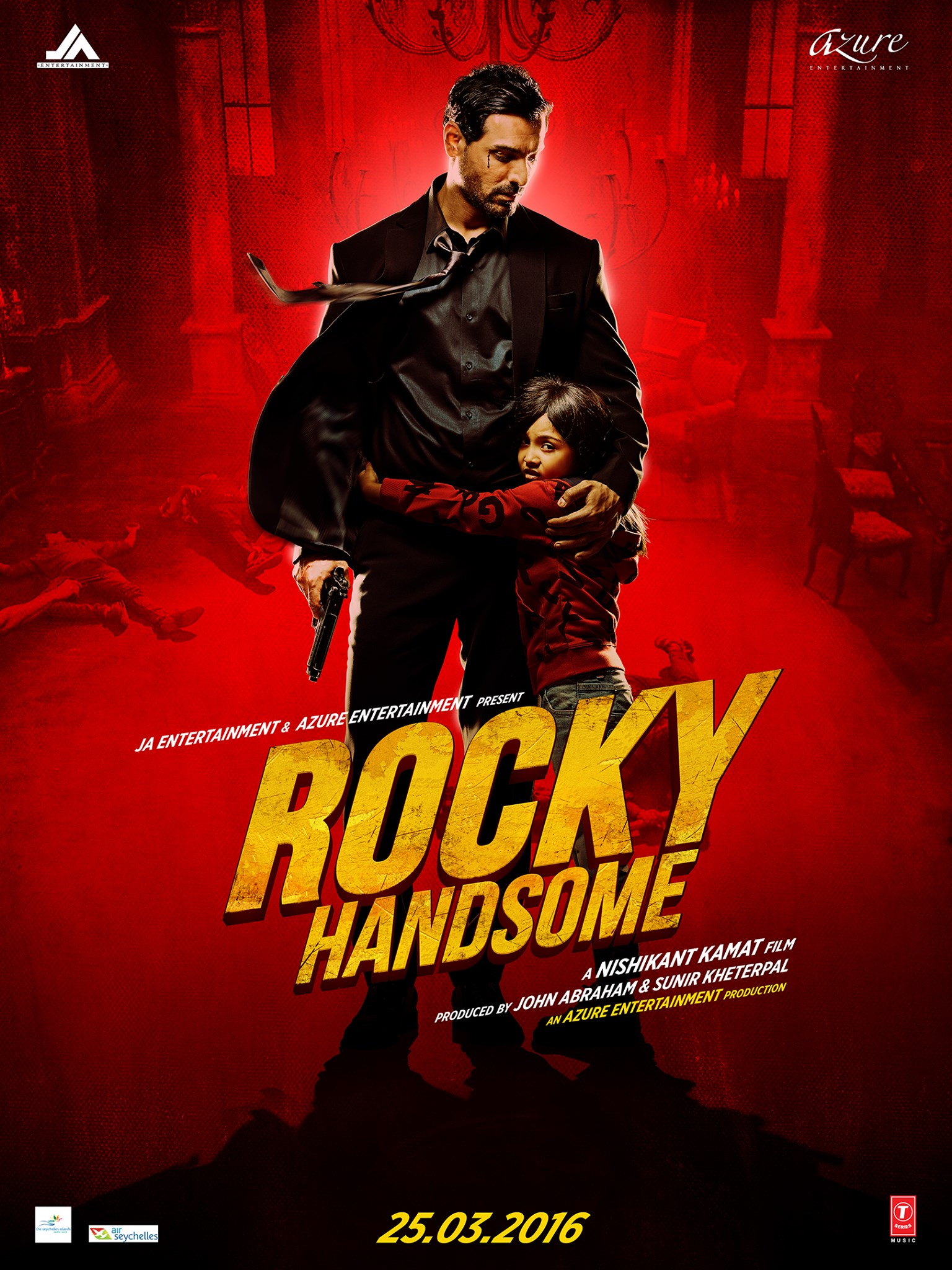 "'Rocky Handsome' Covering ""Man from nowhere"""