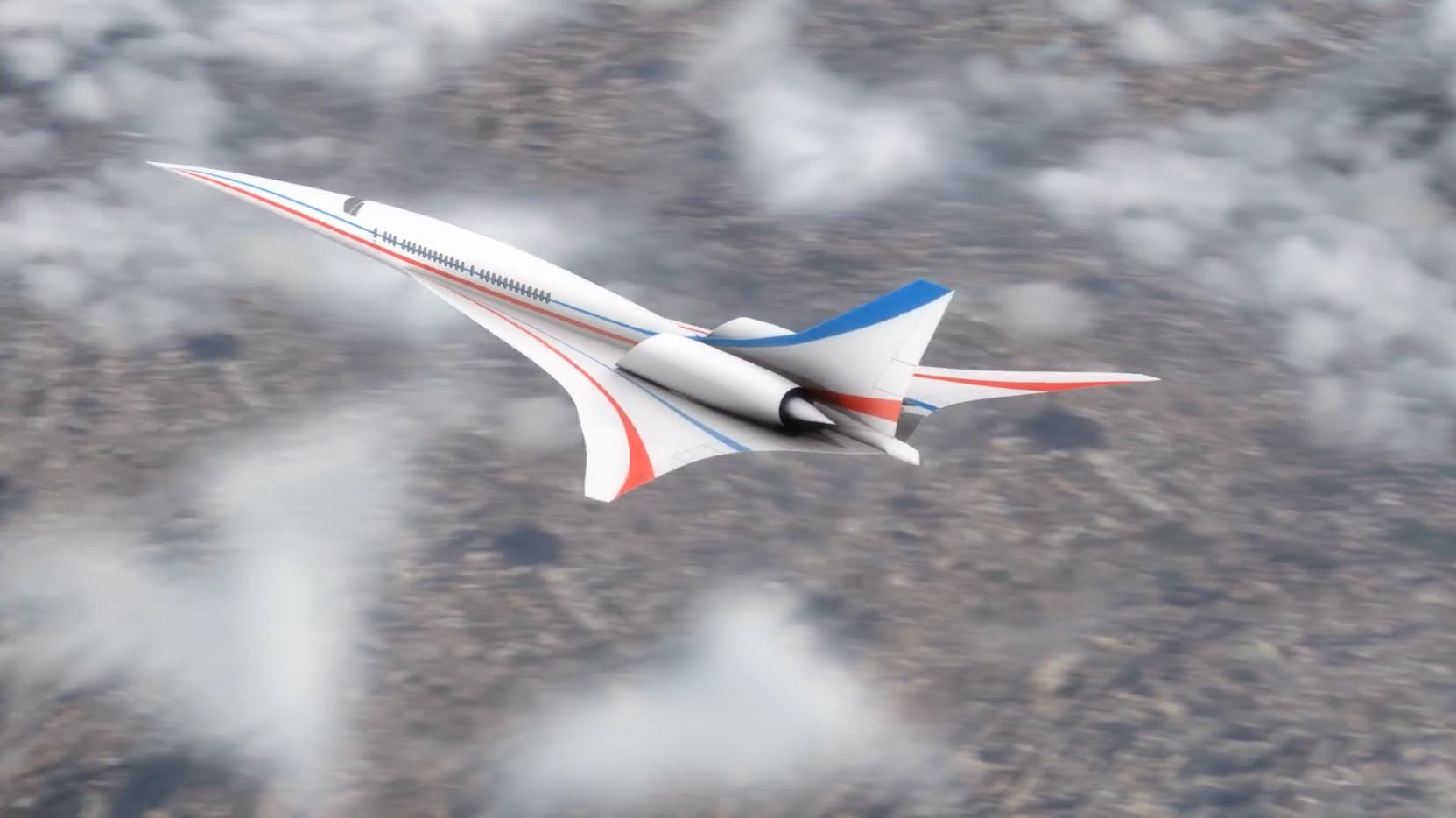 NASA ready for supersonic NextGen X-planes