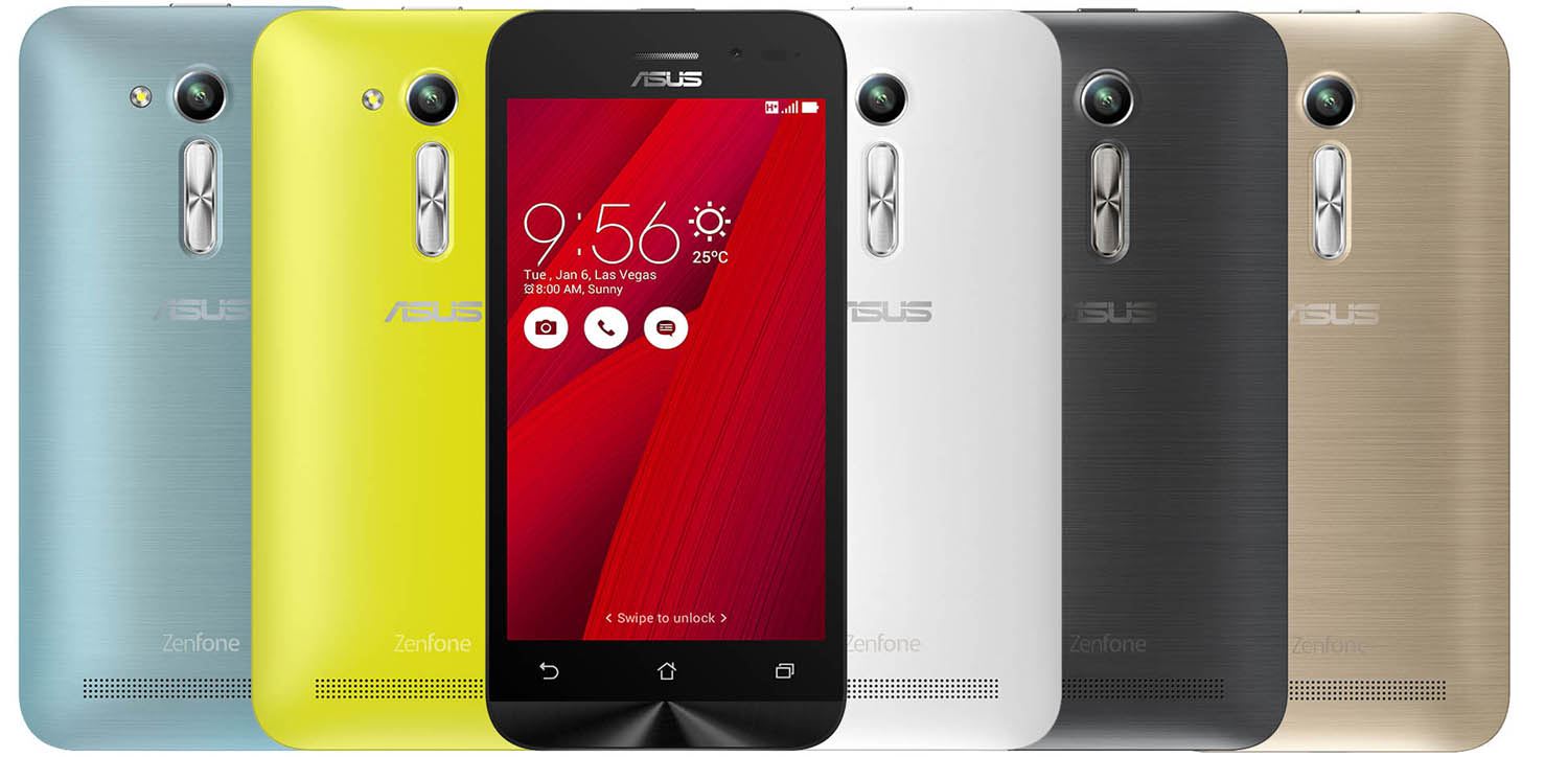 ASUS launches new smartphone at Rs 5299 in India