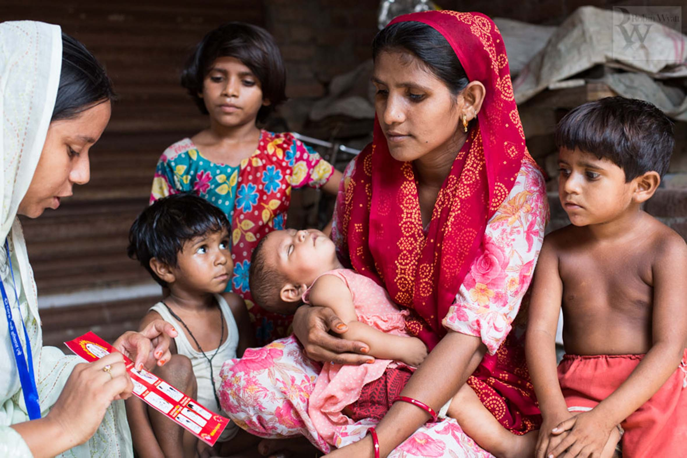 Nineteen million Indian have more than 7 child births