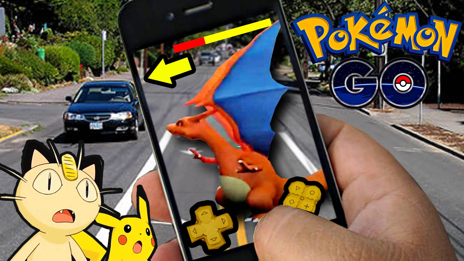 Popularity of Pokemon GO may make you phone thicker