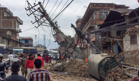 Risk of 9 Magnitude quake in Bangladesh and India is high