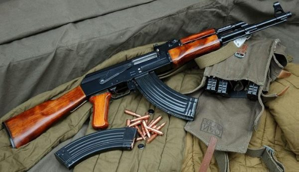 AK 47 can take in rent now in western UP