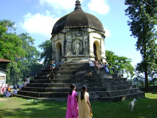 The incredible Pilgrimage Centre OF Assam Hajo