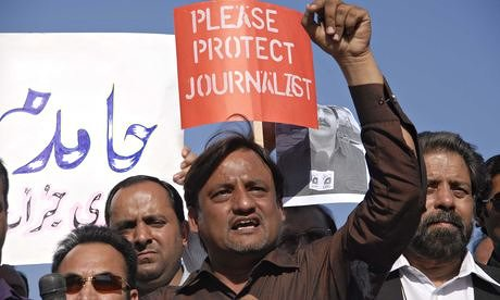 Pakistan The Most deadliest place for Media personnel