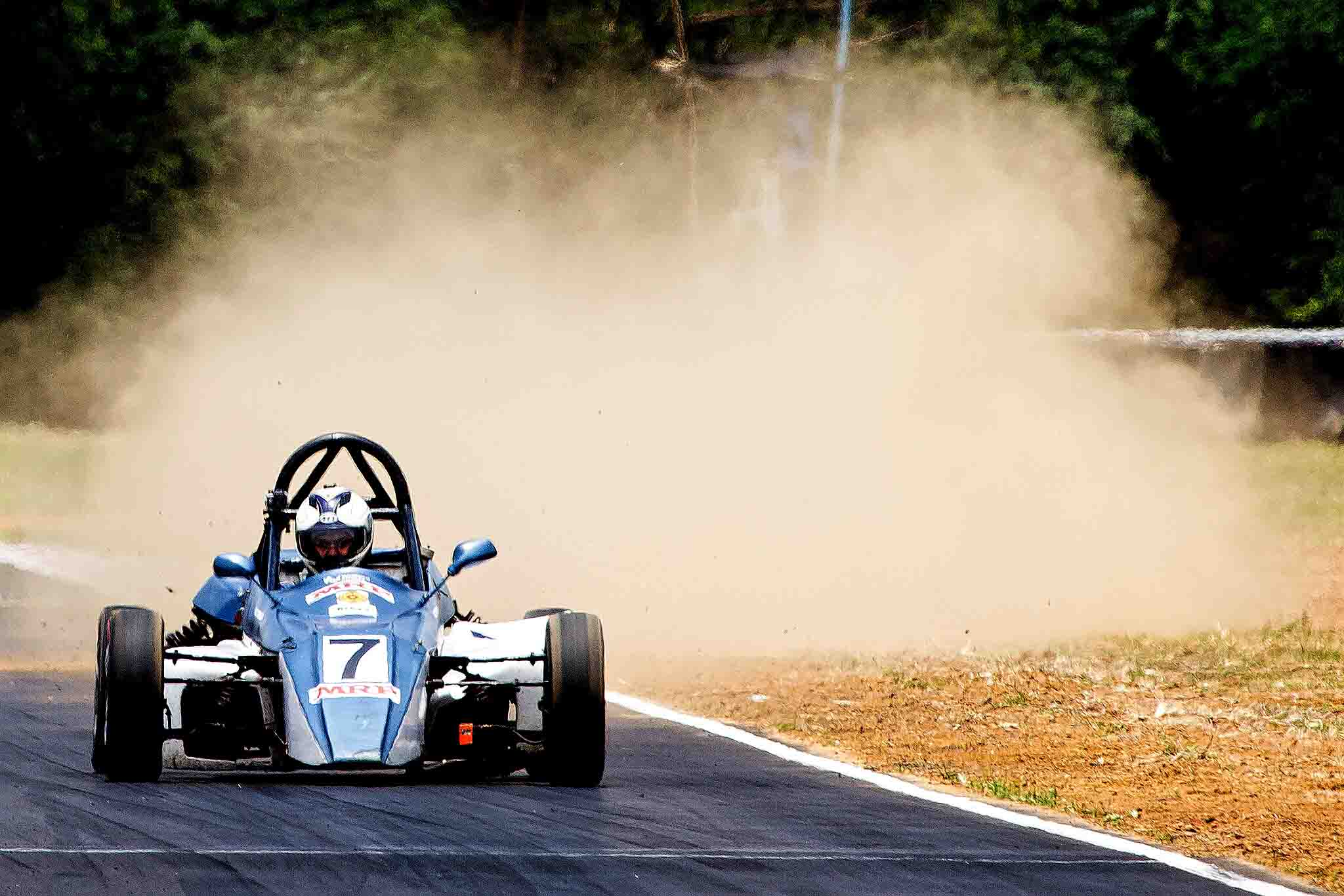 Catch the First Formula racer from Assam