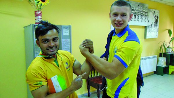 Boy brought glory to Assam winning World Arm Wrestling Championship in Bulgaria