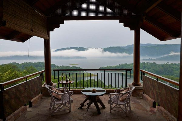 Ri-Kynjai in lap of Nature the luxury resort in Shillong