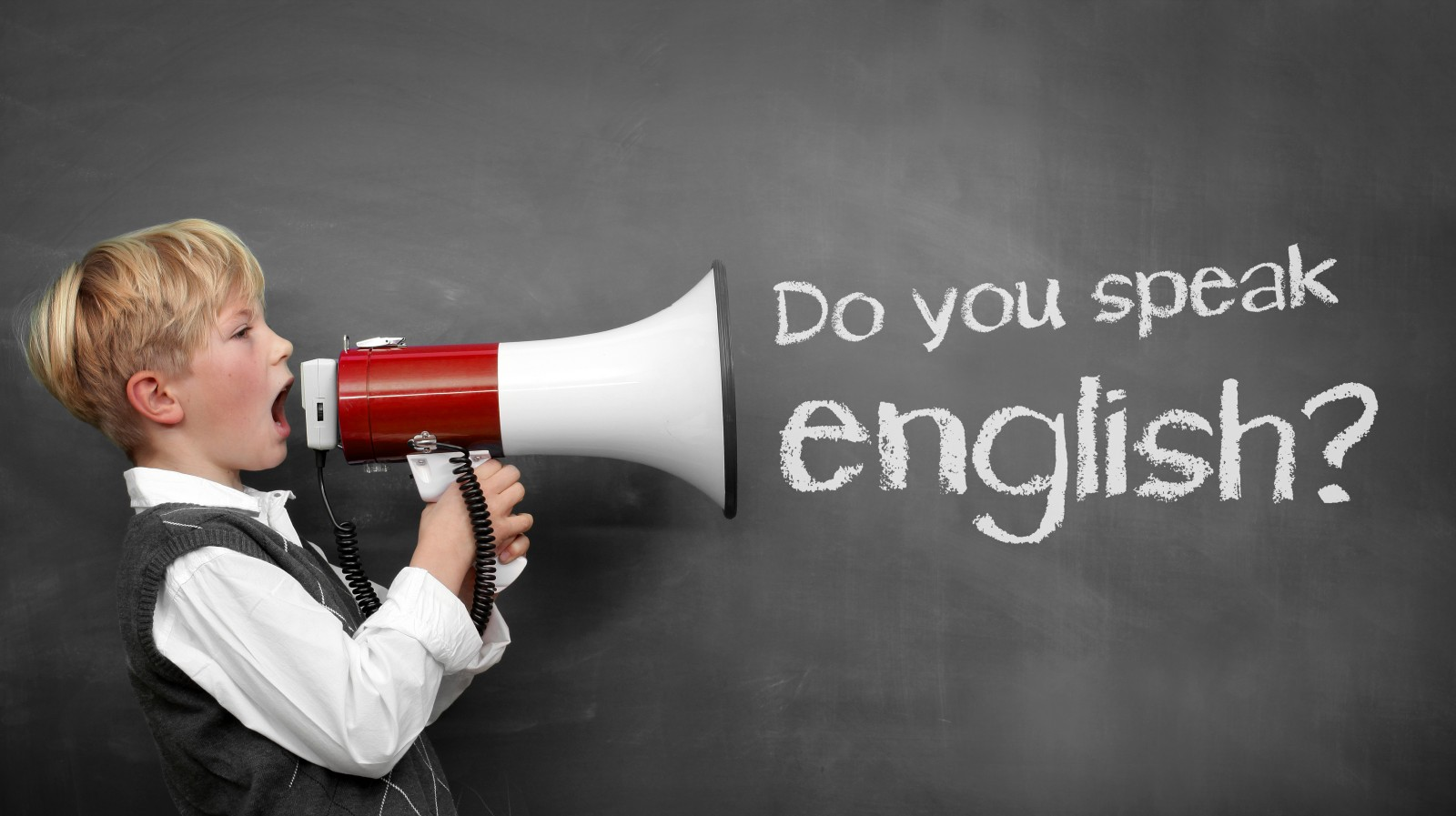 DO YOU SPEAK ENGLISH? IF NOT MUCH! TRY ON NOW