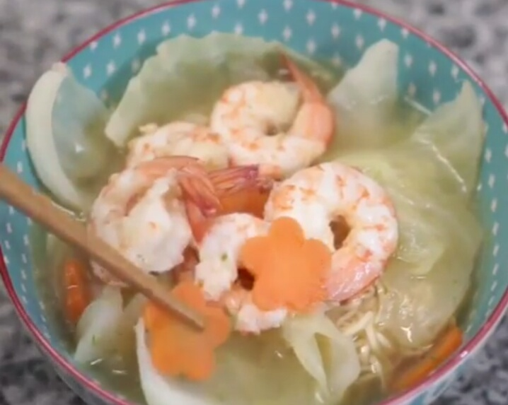 Easy Noodles Recipe but healthy too.