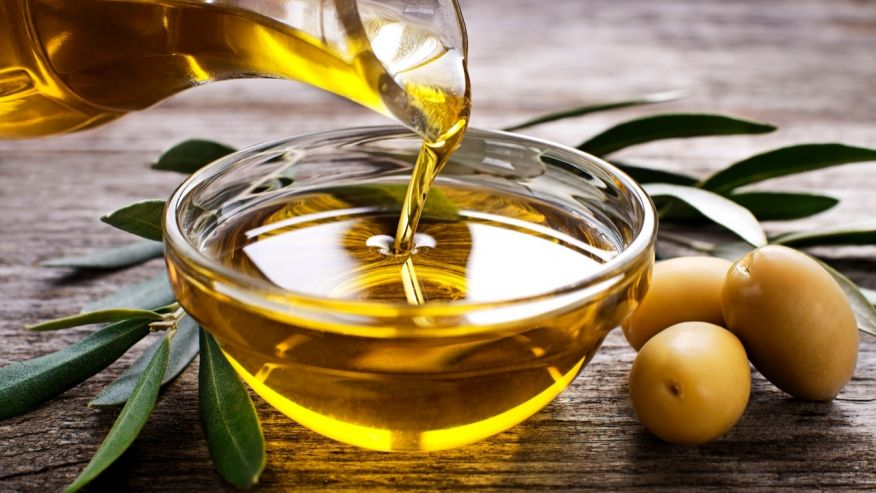 some of the benefits that Olive oil provides.