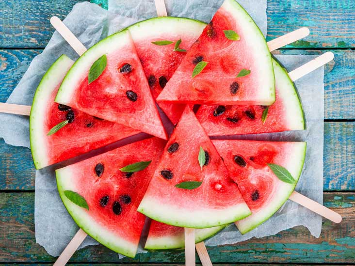 Watermelon wonder: Healthy benefits to know about
