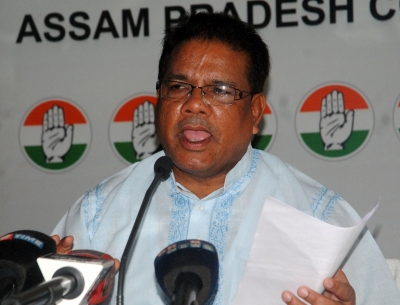 Congress alleges 'violation' of strong rooms, EVMs safety in Assam